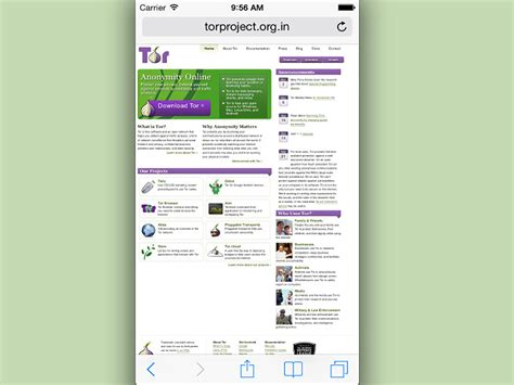 tor browser for iphone how to use tor on an iphone 7 steps with pictures wikihow