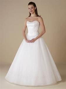 simple strapless ball gown wedding dresses sang maestro With simple ball gown wedding dresses
