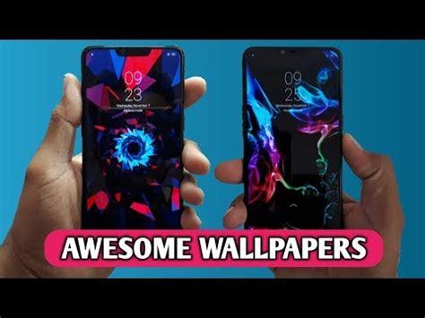 bagus  wallpaper animasi oppo  richa wallpaper
