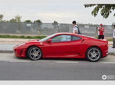 Ferrari F430 17 October 2016 Autogespot