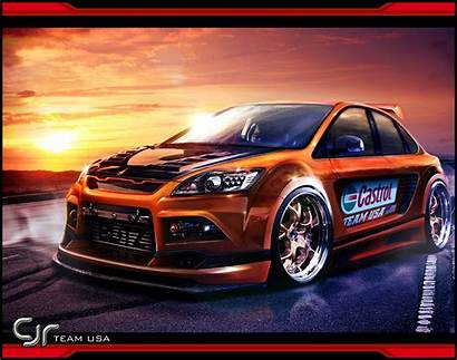 Focus Ford St Cars Wallpapers Walpapers Tuning