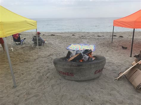 what beaches pits pits are serious business