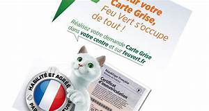 Prix Carte Grise Feu Vert : feu vert carte grise achat occasions faire sa carte grise chez feu vert c 39 est possible ~ Medecine-chirurgie-esthetiques.com Avis de Voitures