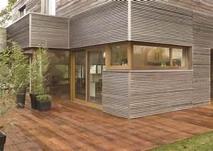 Baie Coulissante Bois : fenetre bois sur mesure ~ Premium-room.com Idées de Décoration