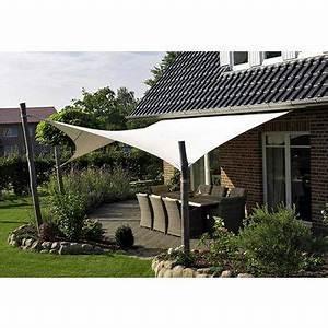 Terrassen Pavillon Wasserdicht : sonnensegel 3d 648 x 466 cm in beige f r 299 99 modernes sonnensegel in 3d form polyacryl ~ Frokenaadalensverden.com Haus und Dekorationen