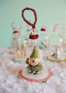 Anhänger Selber Machen : diy vintage weihnachtsbaum anh nger selber machen ~ Watch28wear.com Haus und Dekorationen