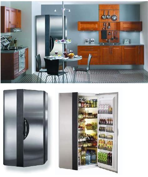 Norcool corner fridge   Latest Trends in Home Appliances