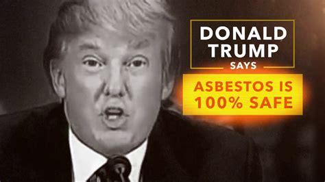 trump   epa nominee fail  protect   asbestos