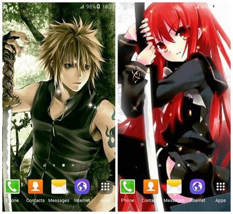 Live Wallpaper Android Anime - anime live wallpaper бесплатные живые обои аниме для андроид