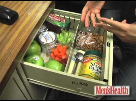Healthy Snacks Desk Drawer by Stock A Snack Drawer S Health