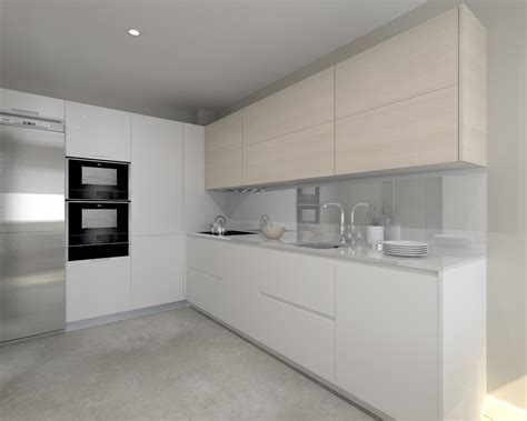 cocinas de color blanco top awesome urgente muebles de