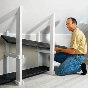 Möbel Dachschräge Ikea : ber ideen zu einbauschrank selber bauen auf pinterest m bel f r dachschr gen ~ Michelbontemps.com Haus und Dekorationen