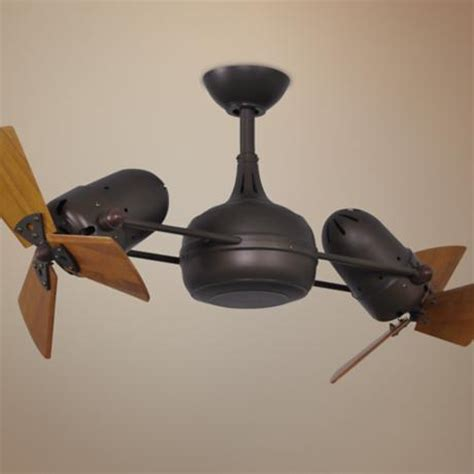 double head ceiling fan with light make your home breezy with dual head ceiling fans