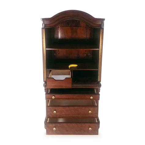 Brown Armoire by 69 Vintage Brown Armoire Storage