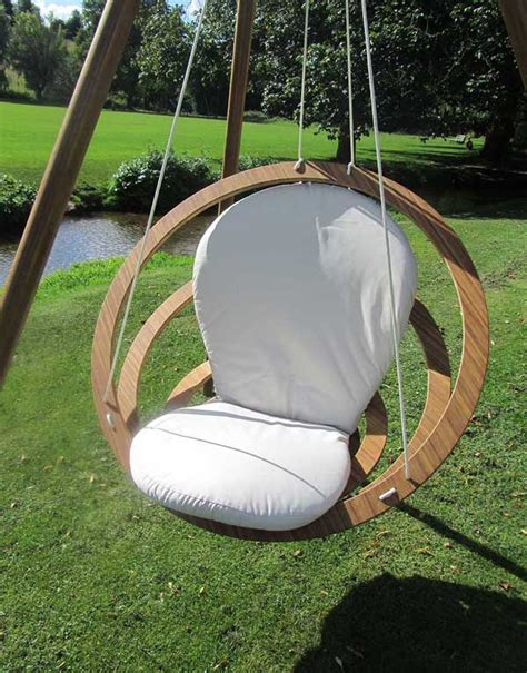 hanging chairs outdoor furniture 7 of the coolest outdoor wicker hanging chairs