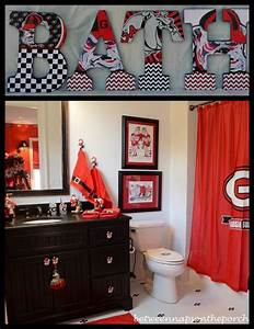 25 best ideas about georgia bulldog room on pinterest With kitchen cabinets lowes with georgia bulldogs wall art