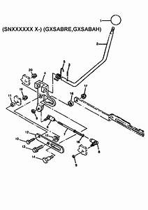 Shifter  Hydro  Diagram  U0026 Parts List For Model