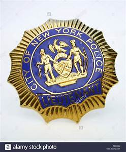 NYPD police badge Stock Photo, Royalty Free Image ...