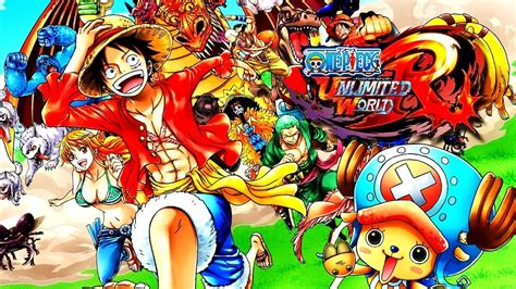 piece unlimited world red ps vita gameplay youtube
