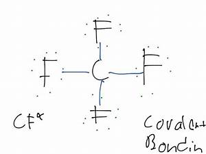 Cf4 Lewis Structure Images