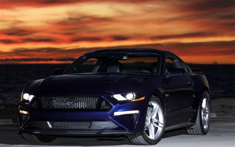 Ford Mustang Gt Wallpaper by Wallpaper Ford Mustang Gt Fastback 2018 4k Automotive