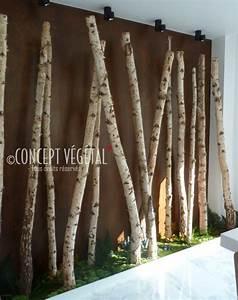 Arbre En Bois Deco : 17 meilleures id es propos de arbre bouleau sur ~ Premium-room.com Idées de Décoration