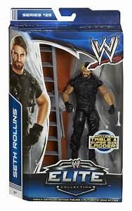 Amazon.com: WWE Elite Collection Seth Rollins Action ...