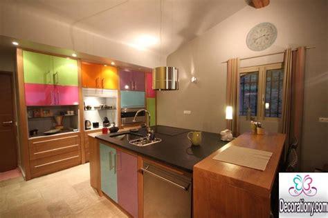 colorful kitchen ideas modern kitchen ideas in summer 2017 kitchen