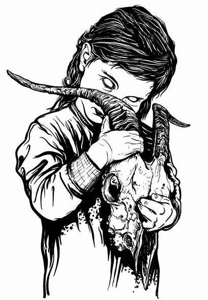 Bmth Silence Suicide Satanic Goat Evil Demon