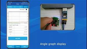Bwt901 Bluetooth Inclinometer Use Instructions With