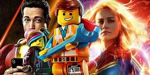Most, Anticipated, Movies, Of, 2019, The, 10, Must