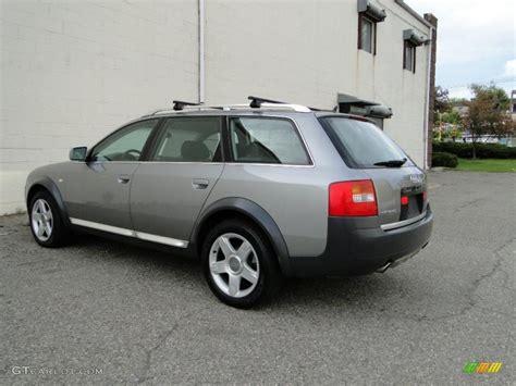 2005 Atlas Gray Metallic Audi Allroad 27t Quattro