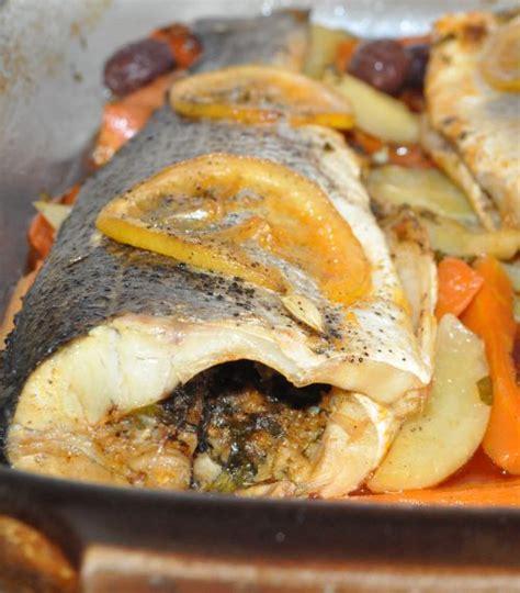 jeux de cuisine de poisson recette poisson au four les recettes de la cuisine de asmaa