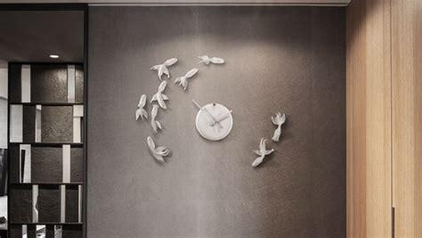 Product Of The Week Haoshi Goldfish Clock product of the week a gorgeous geometric clock