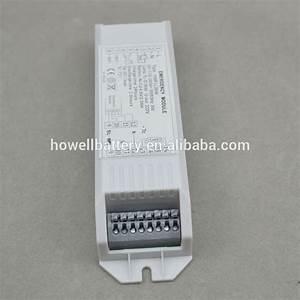 Emergency Battery Pack For Fluorescent Lamp T8 Tube