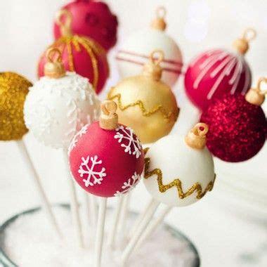 easy ways to make christmas cake pops cake pop