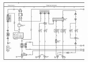 30 2003 Toyota Matrix Wiring Diagram