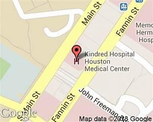 Acute Care: Kindred Long Term Acute Care Houston