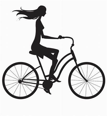 Silhouette Bike Bicycle Bicicleta Fiets Clipart Bici