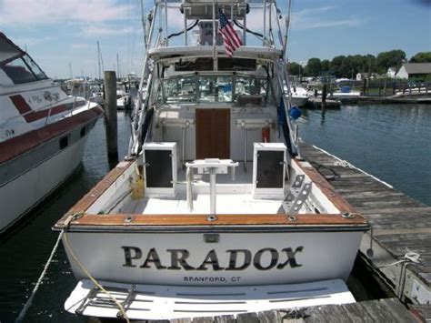 Key West Express Boat Specs by 1979 Topaz Express W Tower Boats Yachts For Sale
