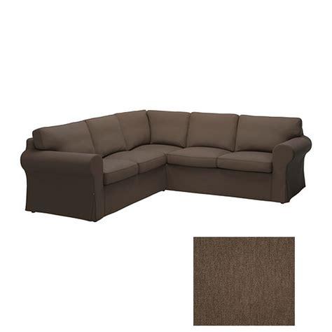 sofa cover ikea ikea ektorp 2 2 corner sofa cover slipcover jonsboda brown