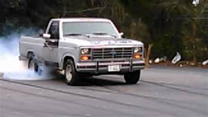 1986 Ford F150 5 0 H 0 Burnout