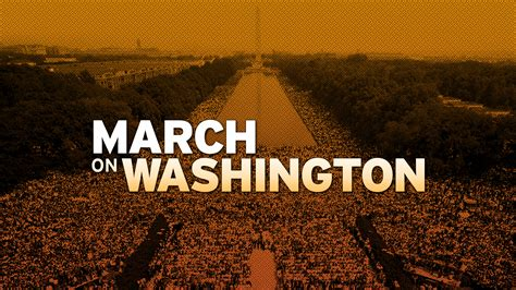 About The Film  The March  March On Washington Pbs