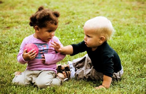 Why Your Two Year Old Toddler Does Not Like Sharing