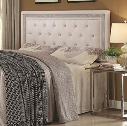 upholstered headboards  king size beds skillet love