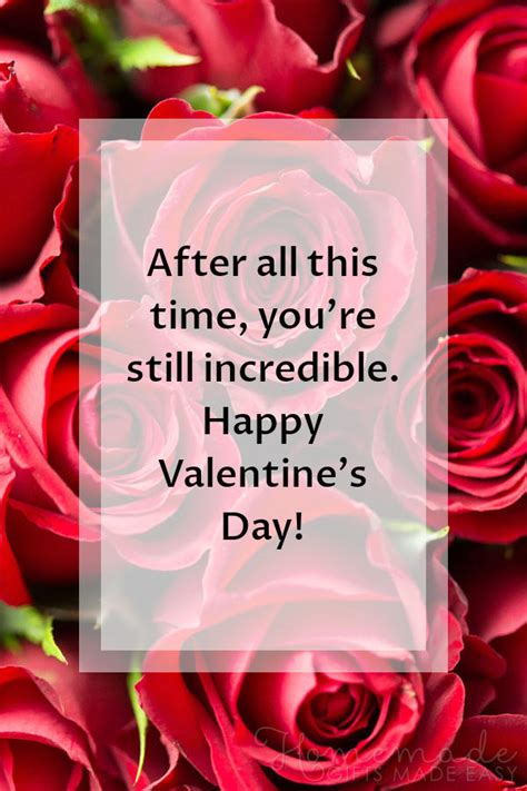 valentine card sayings messages