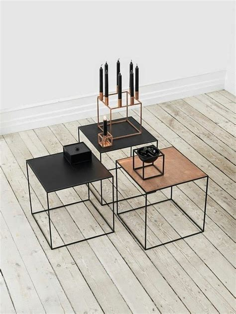 la table basse design en mille  une  avec beaucoup
