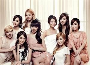 10 Most Popular Korean Girl Band 2012- The Latest Artist ...  Snsd