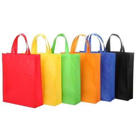 bahan kain laken cocok  tas spunbond  goodie bag