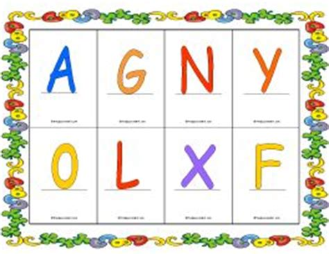 alphabet games teaching sound symbol relationships letter
